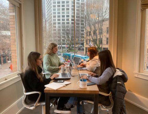 Entrevistas a leinners que estuvieron este año en Sillicon Valley y Seattle