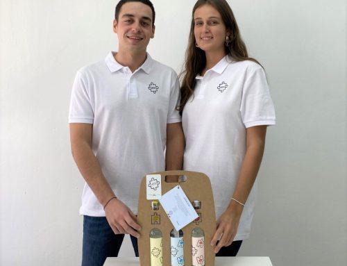 Nace Veso en LEINN Valencia, la startup que proporciona la copa ya hecha.