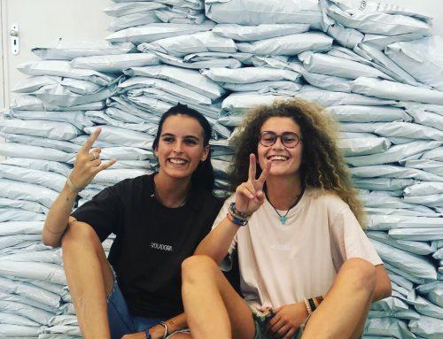 Entrevista a la startup VOLADORA, la marca de ropa joven que está de moda.