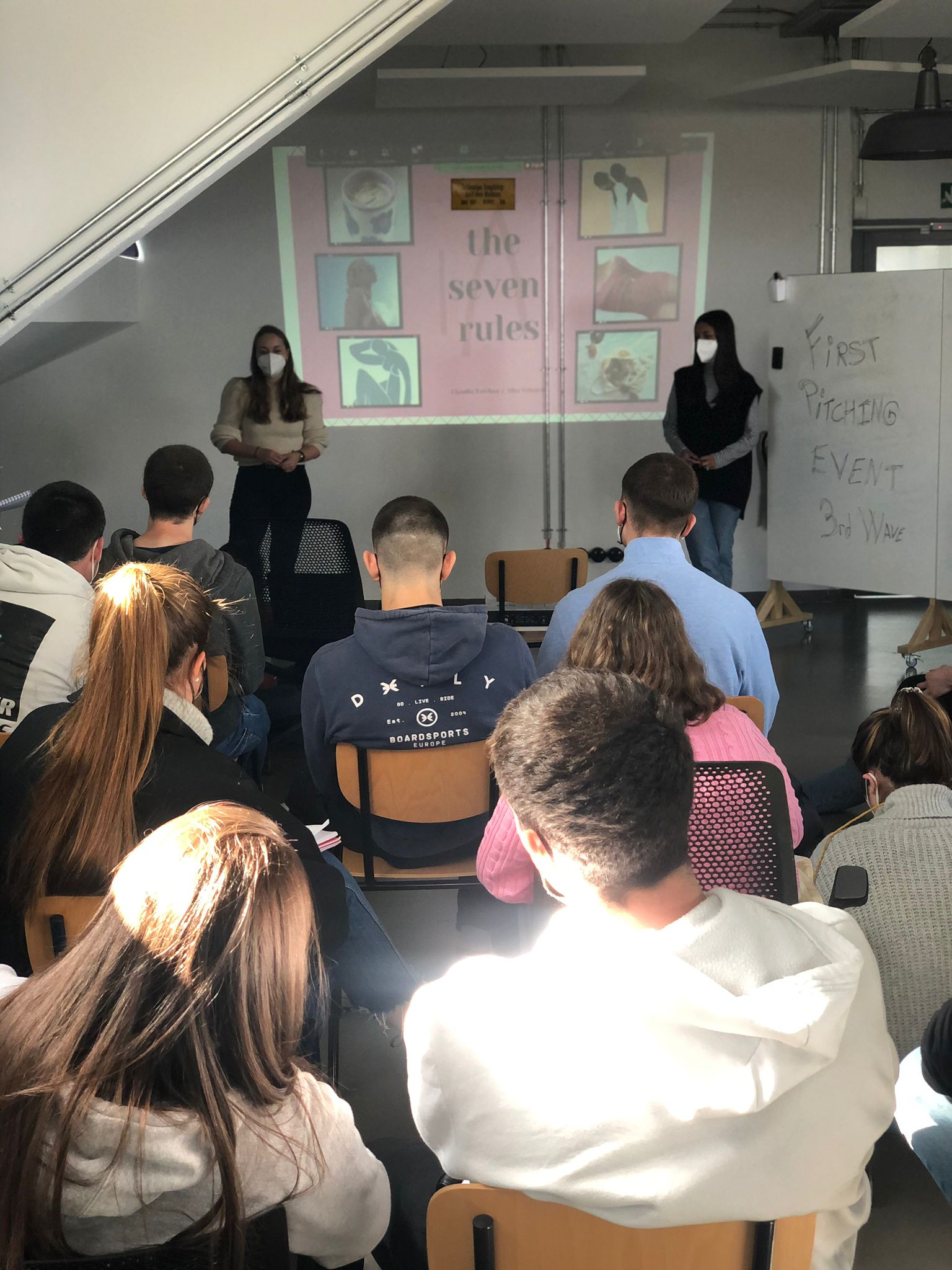 LEINN Valencia international berlin learning journey