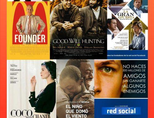 10 (+5) películas que todo emprendedor debe ver